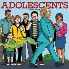 Adolescents Cropduster 180gm RED VINYL LP Record punk rock legends return! NEW!!