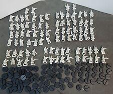 Warhammer 40k Army Astra Militarum Valhallan Ice Warriors, Conscripts, Guard