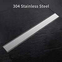 12 24 32 36 40 48 Inch Stainless Steel Linear Shower Drain Floor Drain Bathroom