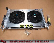 Aluminum radiator + Shroud + Fan for FORD FALCON BA BF XR6 XR8 4.0L V6 & 5.4L V8
