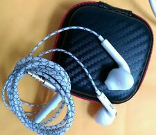 Hot Sale Luxury In-Ear Earphones with Case for Samsung, iPhone, Ipod, HTC, Sony