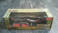1:18 THE ULTIMATE SOLDIER XTREME DETAIL 10184 P-51D MUSTANG #7 BUNNIE w/ PILOT