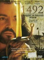DVD 1492 CONQUEST OF PARADISE OCCASION