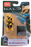 Mega Construx Halo Infinite Series 13 Set Of 5 BRUTE CHIEFTAIN ELITE WARLORD