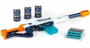 Zuru X-Shot Max Attack Blaster | Nerf Blaster Gewehr 24 Darts | Neu OVP