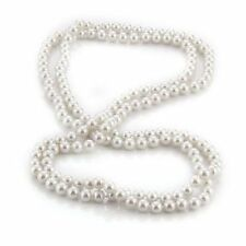 Süßwasser Collier mit Perlen