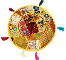 "32"" Round Pillow Cushion Cover Decorative Floor Bohemian Indian Throw Home Decor"