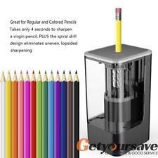 Electric Pencil Sharpener Colored Pencil Sharpener automatic pencil cutter
