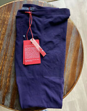 Marithe Francois Girbaud Footless Purple Tights
