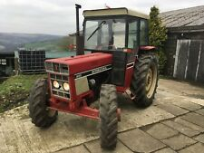 International Harvester 685 4WD Tractor No VAT Good runner, collectable not Case