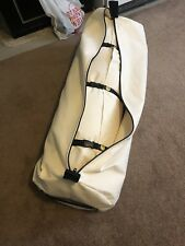 Large Canvas Bedroll Bag/Cover (Bed Roll Not Included)