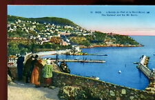 Nice. Harbour & Mt Boron. Uncirculated/Unused