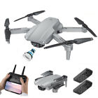 S83A RC Drone with Dual HD Camera Mini Drones WiFi FPV RC Quadcopter 2 Batteries