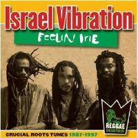ISRAEL VIBRATION - FEELIN IRIE CRUCIAL TUNES   CD NEU