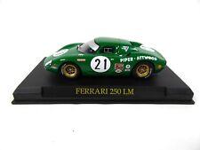 Ferrari 250 LM 1/43 - IXO Altaya Voiture miniature KJ18