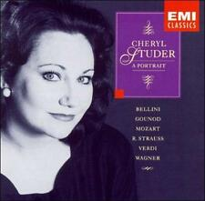 Cheryl Studer: A Portrait: Arias by Strauss, Wagner, Gounod, Mozart, Bellini, an