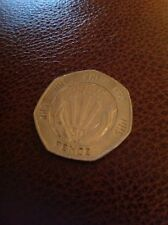 50 Year Anniversary NHS 50p Fifty Pence 1998 UK Collectors 36 Rare Circulation