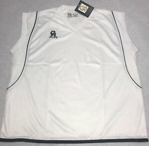 CA Sleeveless Cricket Sweater