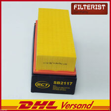 SCT Germany SB 2117 Luftfilter VW Golf VI 5K1 Scirocco 137 Caddy IV Kombi SAB,