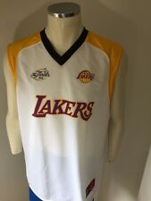 CAMISETA LOS ANGELES  FINAL LAKERS NBA #16 GASOL LAKERS FINALS RARE TALLA L