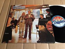 THE BROUGHTONS - PARLEZ-VOUS ENGLISH? - LP - BABYLON Z 80007 - GERMANY 1979
