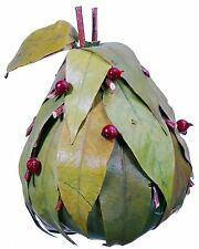 Leaf Twig Berry Pear Natural Green Country Fruit Craft Floral Decor Filler 635x