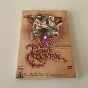 The Dark Crystal DVD