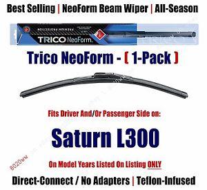 (Qty 1) Super Premium NeoForm Wiper Blade fits 2001-2005 Saturn L300 16190