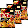 Calbee Japan Potato Chips Pizza Flavor Japanese Snack 63g × 3P