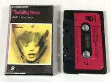 The Rolling Stones Goats Head Soup Cassette Tape TESTED