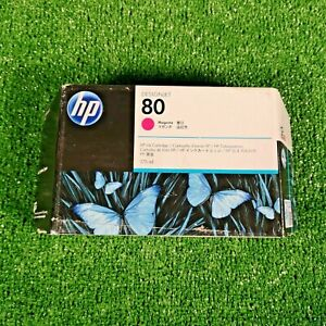 HP Designjet 80 Magenta Ink 175ml C4874A