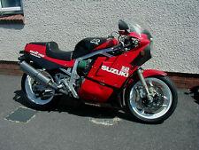 SUZUKI GSX-R 750 LIMITED EDITION DRY CLUTCH 1986 SLABSIDE PERFORMANCE UPGRADES