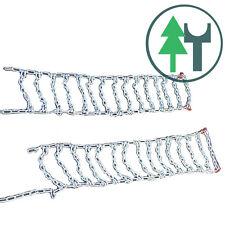 Traktor Schneeketten Leiterschneekette 6.00-12  6 mm Ø für Kleintraktor