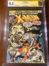 X-MEN #94 8/75 CGC 8.5 SS STAN LEE & WEIN! FIRST OF NEW SERIES! MAJOR KEY!!