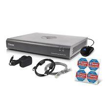 Swann DVR16 4550 canaux 16 HD 1080p DVR dispositifs antimanipulation TVI 2 To HDD CCTV ENREGISTREUR HDMI VGA