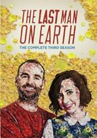 The Last Man on Earth: The Complete Third Season (Season 3) (3 Disc) DVD NEW