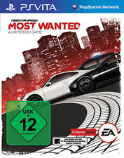 Sony Playstation Vita PSV PSVita Spiel * NFS Need for Speed Most Wanted 2012 ***