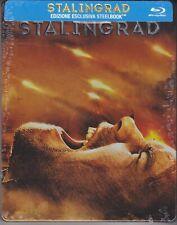 Blu-ray SteelBook **STALINGRAD** nuovo 2013