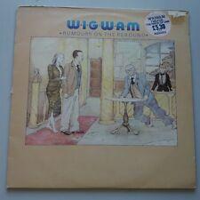 Wigwam - Rumours on the Rebound Vinyl LP UK 1979 Press Prog