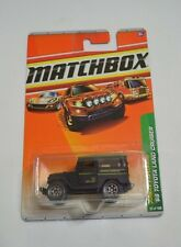 2011 MATCHBOX JUNGLE EXPLORERS '68 TOYOTA LAND CRUISER ANACONDA 95/100 RARE !!