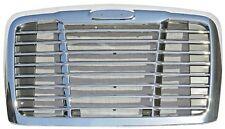 2008-2015 Frightliner Cascadia Front Radiator Chrome Grill With Bug Screen