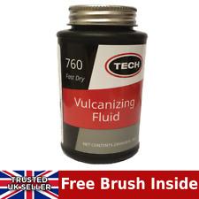 Heavy Duty Tyre Repair Vulcanizing Cement Tyre Patch Repair Glue Fluid