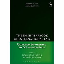 Irish Yearbook of International Law Volume 9 2014, Hardback Book