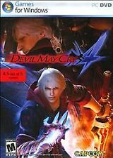 Devil May Cry 4 (PC Games) - NEW ™
