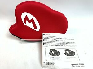 Nintendo Mario Hat Red Console Carrying Case Pouch Club Nintendo DS designated