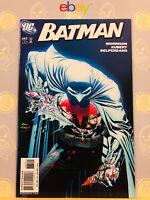 Batman #665 (9.2-9.4) NM Grant Morrison Joe Kubert (1940 Series) DC Comics