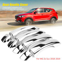 8 pcs Car Door Handle Cover Trim for MG Zs Suv 2018-2019 AU
