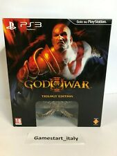 GOD OF WAR III 3 ULTIMATE TRILOGY COLLECTOR'S EDITION PS3 - NUOVO - NEW PANDORA