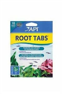 API POND PLANT ROOT TABS 10 TAB KEEP AQUATIC FLOURISHING. IN THE USA