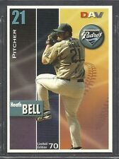 2008 Disabled American Veterans Baseball - #70 - Heath Bell - San Diego Padres